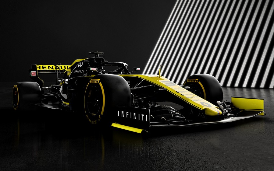 Renault RS19 Wallpapers 899x562
