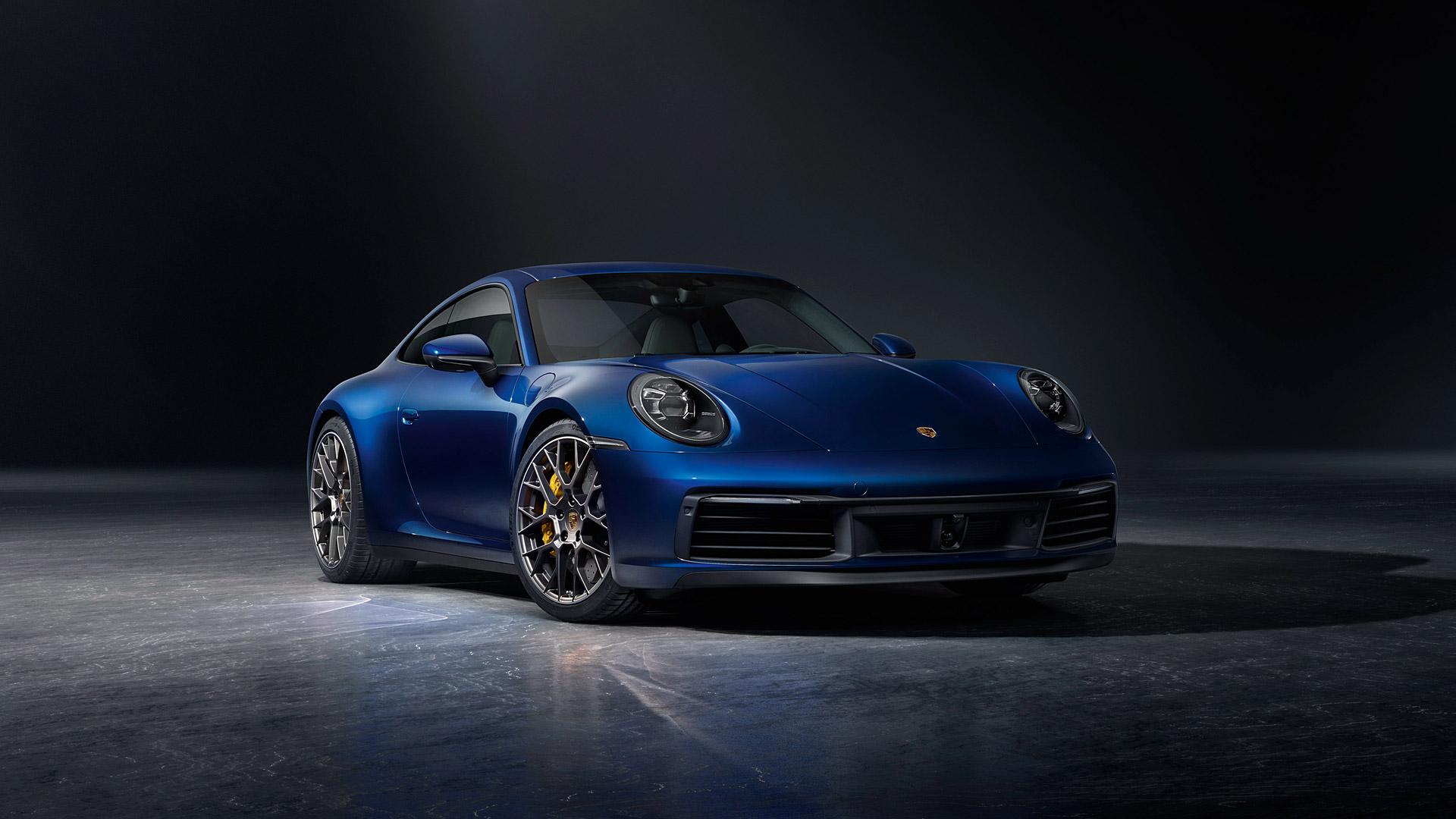 2019 Porsche 911 Carrera 4S Wallpapers Specs Videos   4K HD 1920x1080