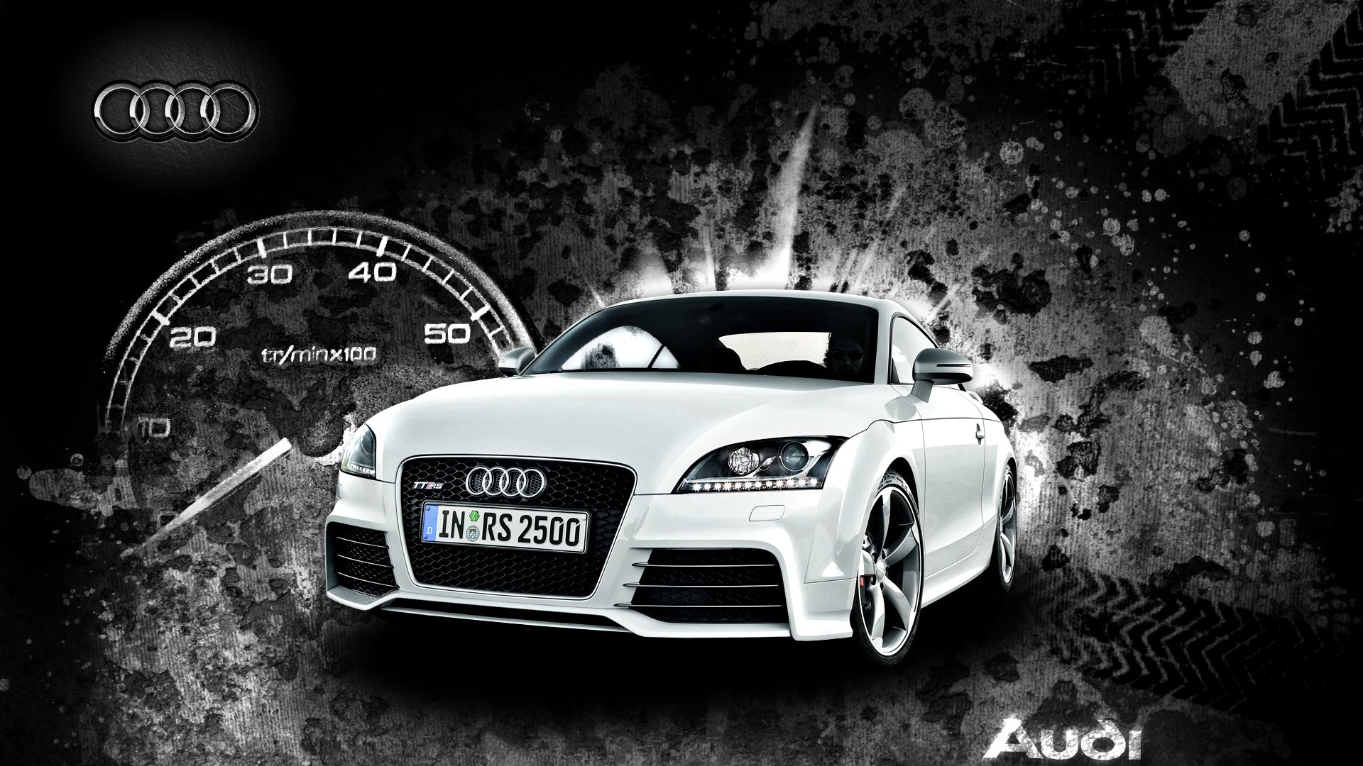 Audi TT RS by oxyde68 on DeviantArt