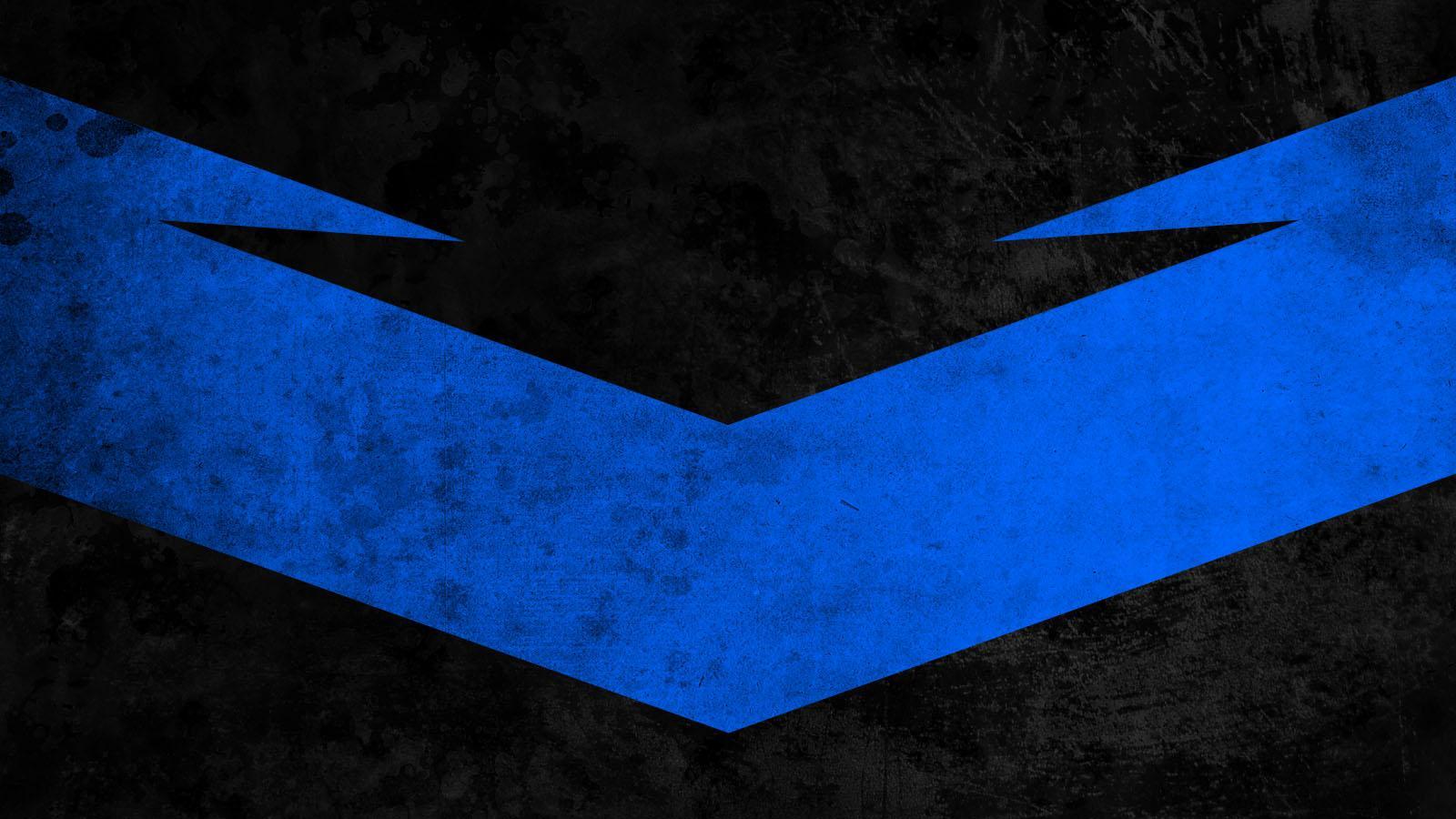 Nightwing Logo Wallpaper Phones 1600x900