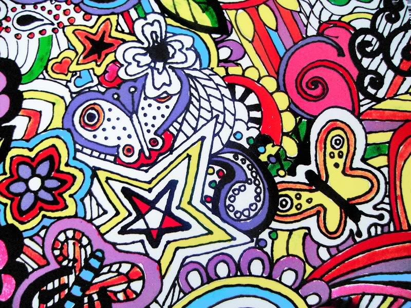 Funky Background - WallpaperSafari