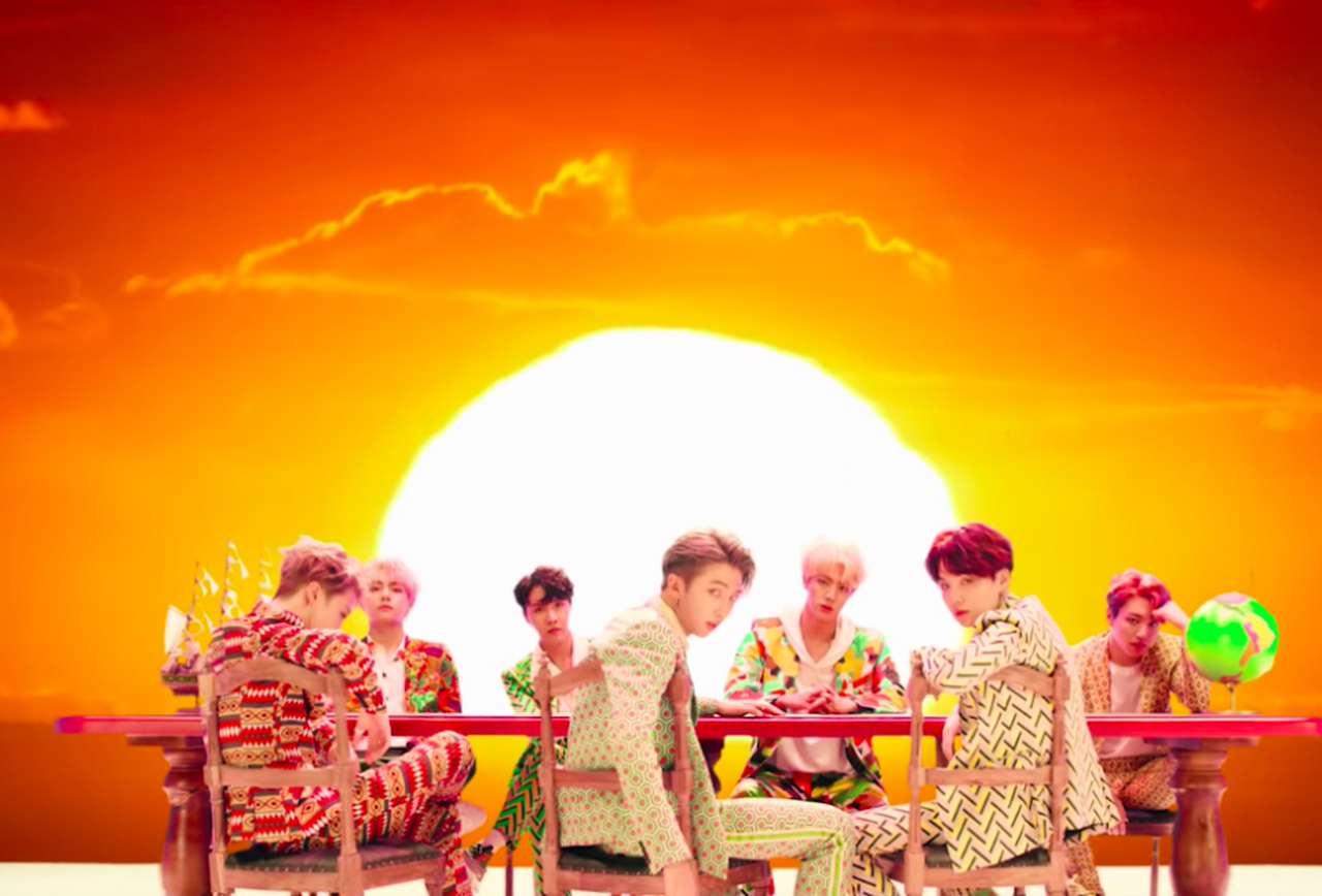 BTS Set 24 Hour YouTube Debut Record With IDOL    See The Top 10 1280x868