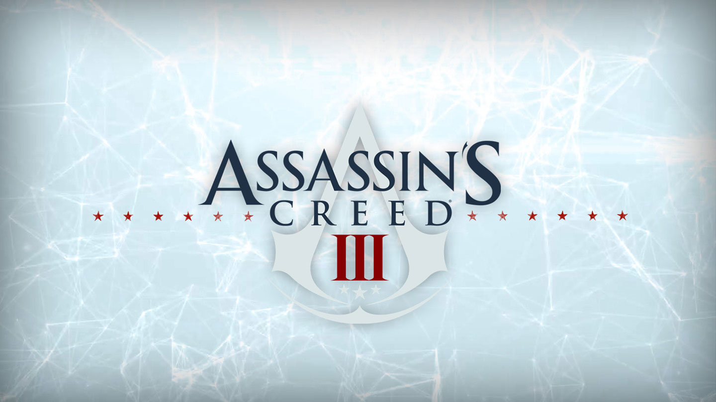 Games Wallpapers   Assassins Creed 3 Logo 1440x810 wallpaper 1440x810