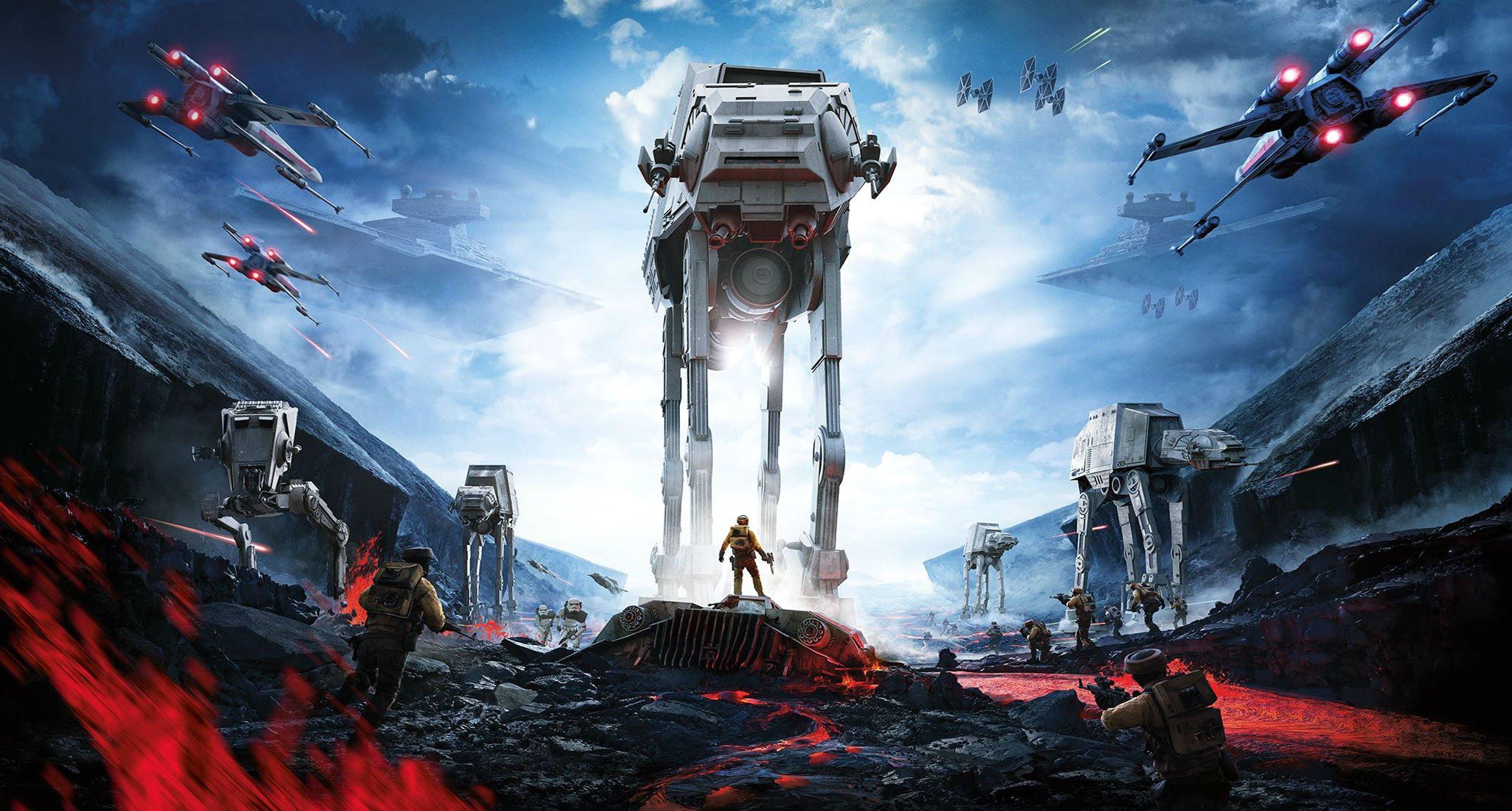 46 Star Wars Windows 10 Wallpaper On Wallpapersafari