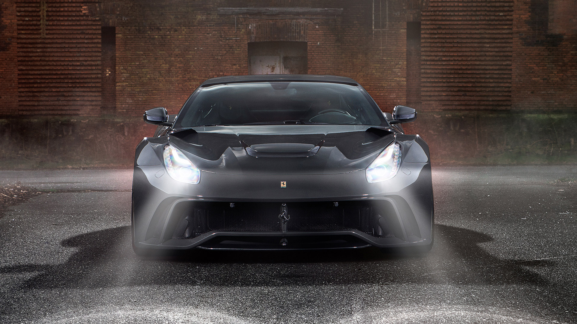 2016 Novitec Rosso Ferrari F12 N Lago S Wallpapers HD Images 1920x1080