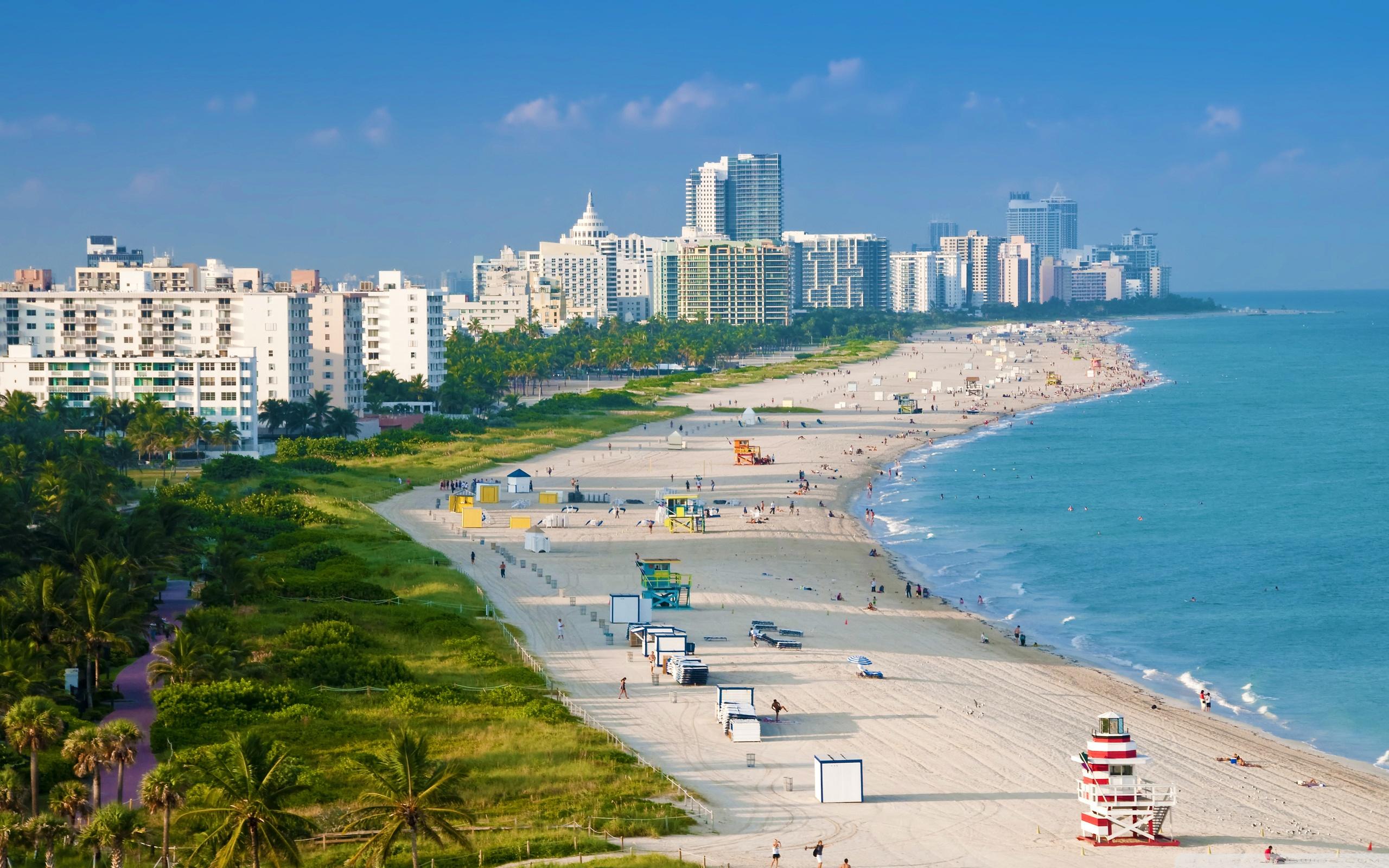 Miami South Beach wallpapers Miami South Beach stock photos 2560x1600