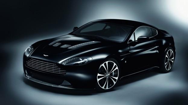 Aston Martin V12 Vantage Carbon Black HD Wallpaper HD Wallpapers and 623x350