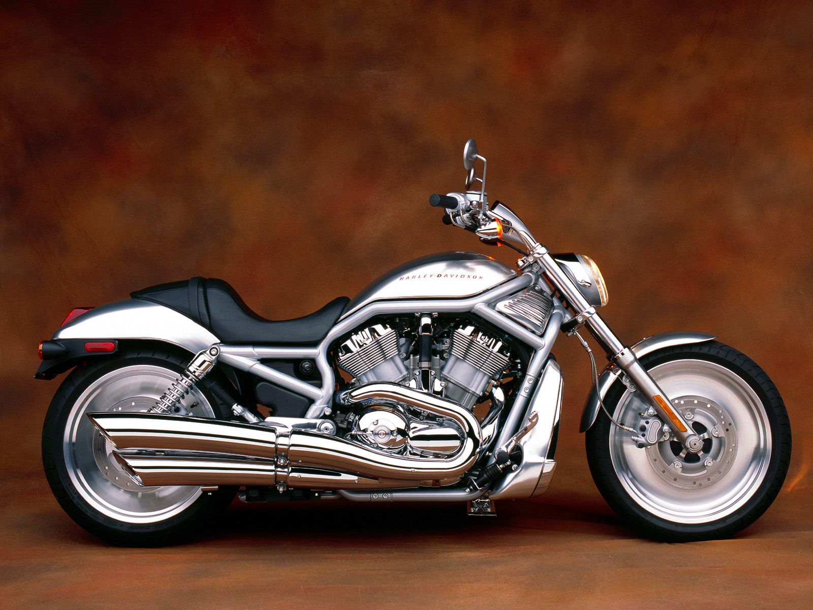 Harley Davidson V Rod HD dekstop wallpapers   2002 Harley Davidson 1600x1200
