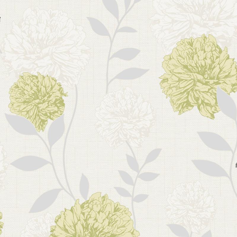 Crown Maytime Wallpaper in Pistachio Green   M0847 800x800
