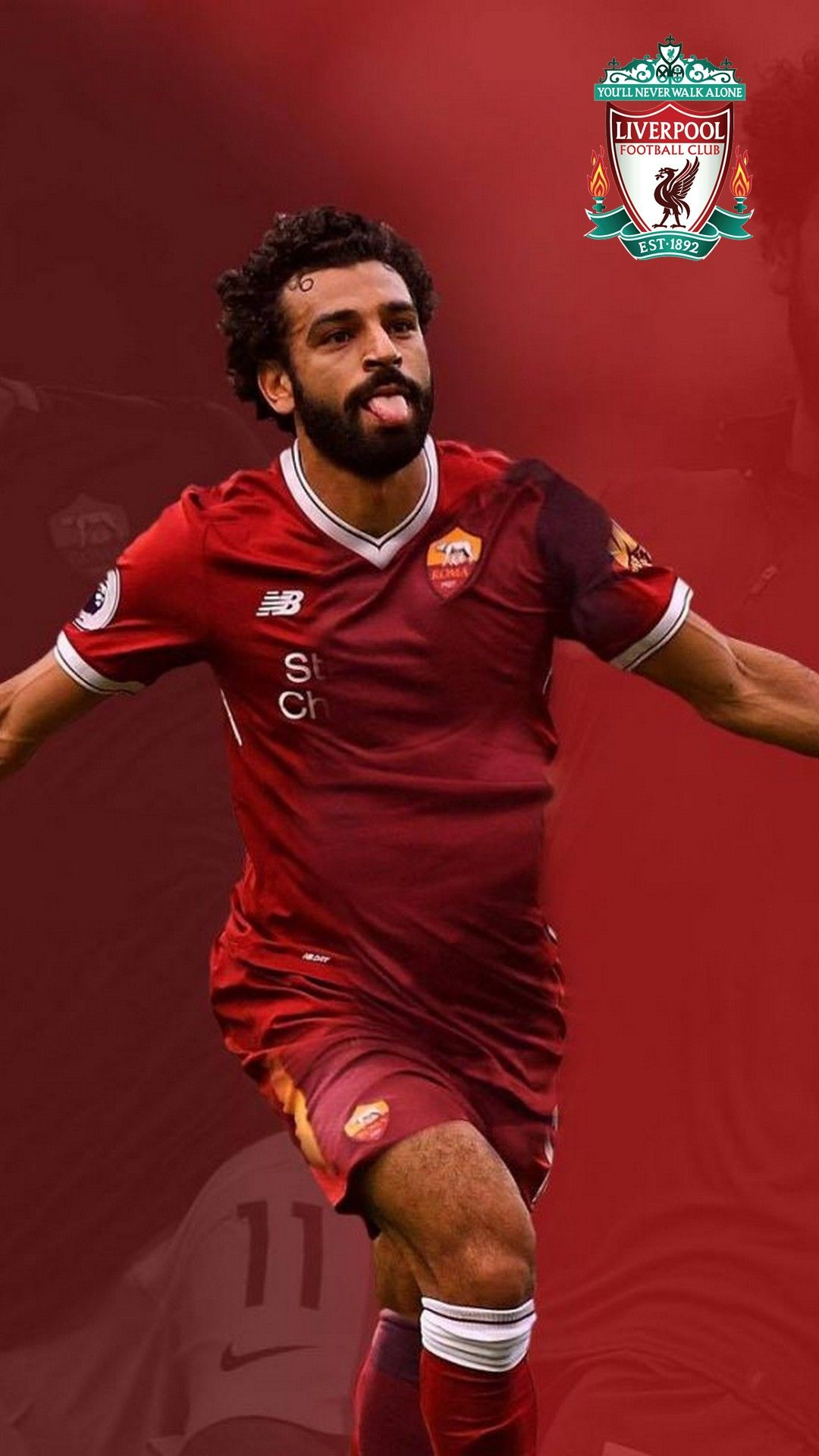 Free Download Mohamed Salah Liverpool Hd Wallpapers For