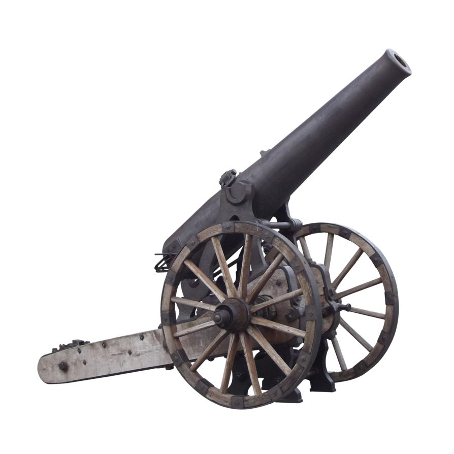 Cannon Transparent Background PNG Mart 894x894