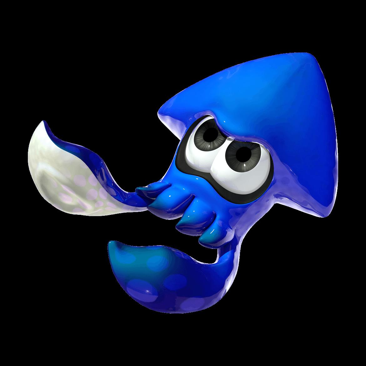 Pin Splatoon Squid 1170x1172