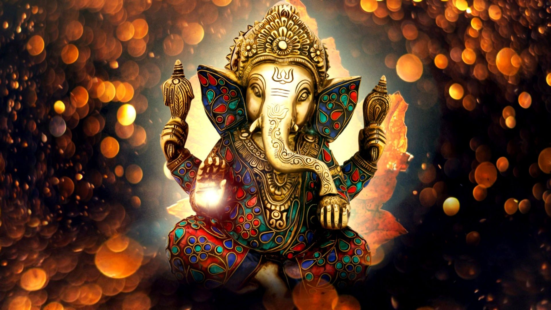Ganesha Wallpapers   Top Ganesha Backgrounds   WallpaperAccess 1920x1080