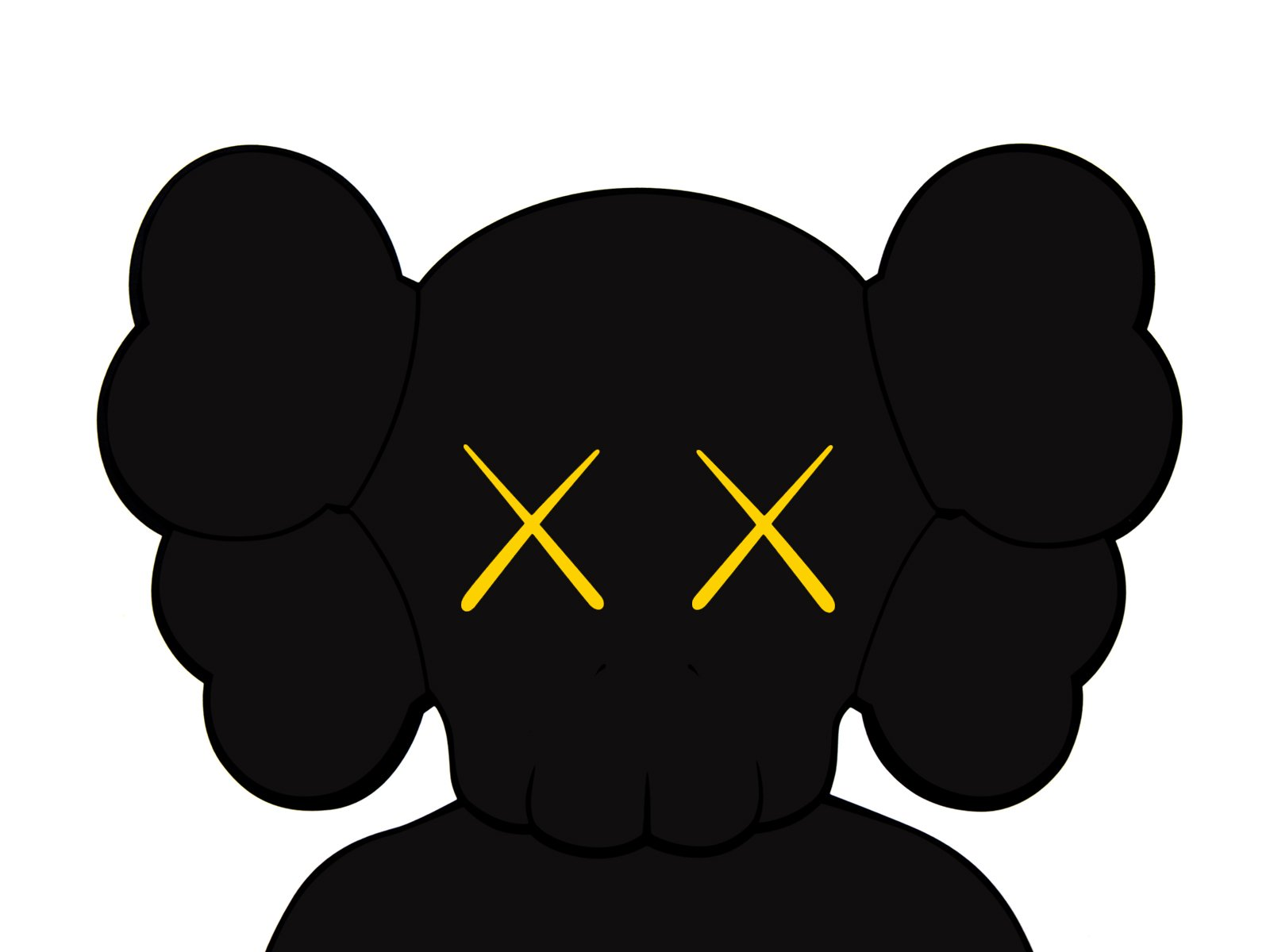 [48+] KAWS HD Wallpaper on WallpaperSafari