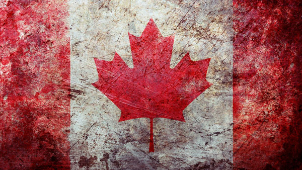 of Canada Patterns OldtimeWallpaperscom   Antique wallpapers 600x338