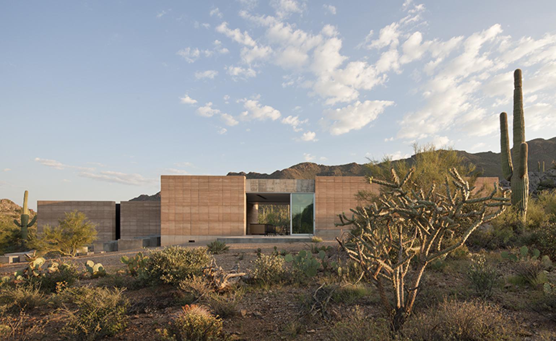 Interactive floorplan Tucson Mountain Retreat by DUST Wallpaper 1540x944