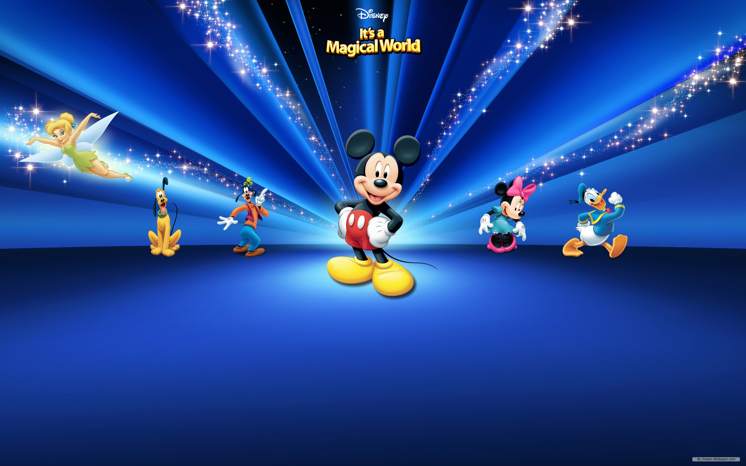 cartoon disney wallpaper 2560x1600
