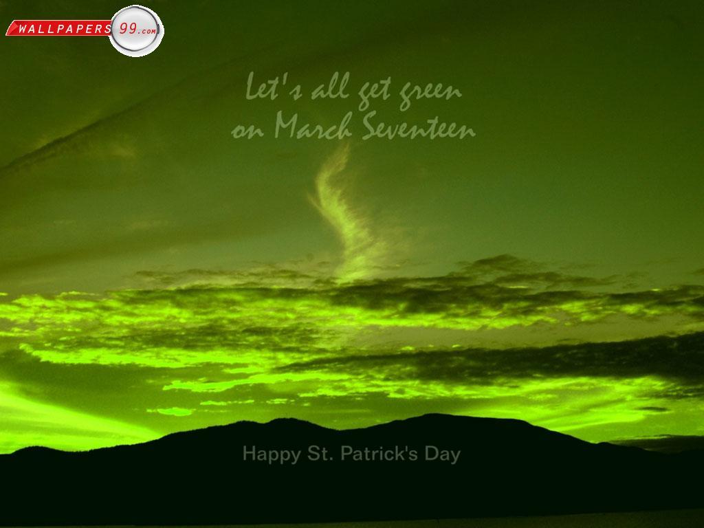 75] St Patricks Day Wallpaper on WallpaperSafari 1024x768