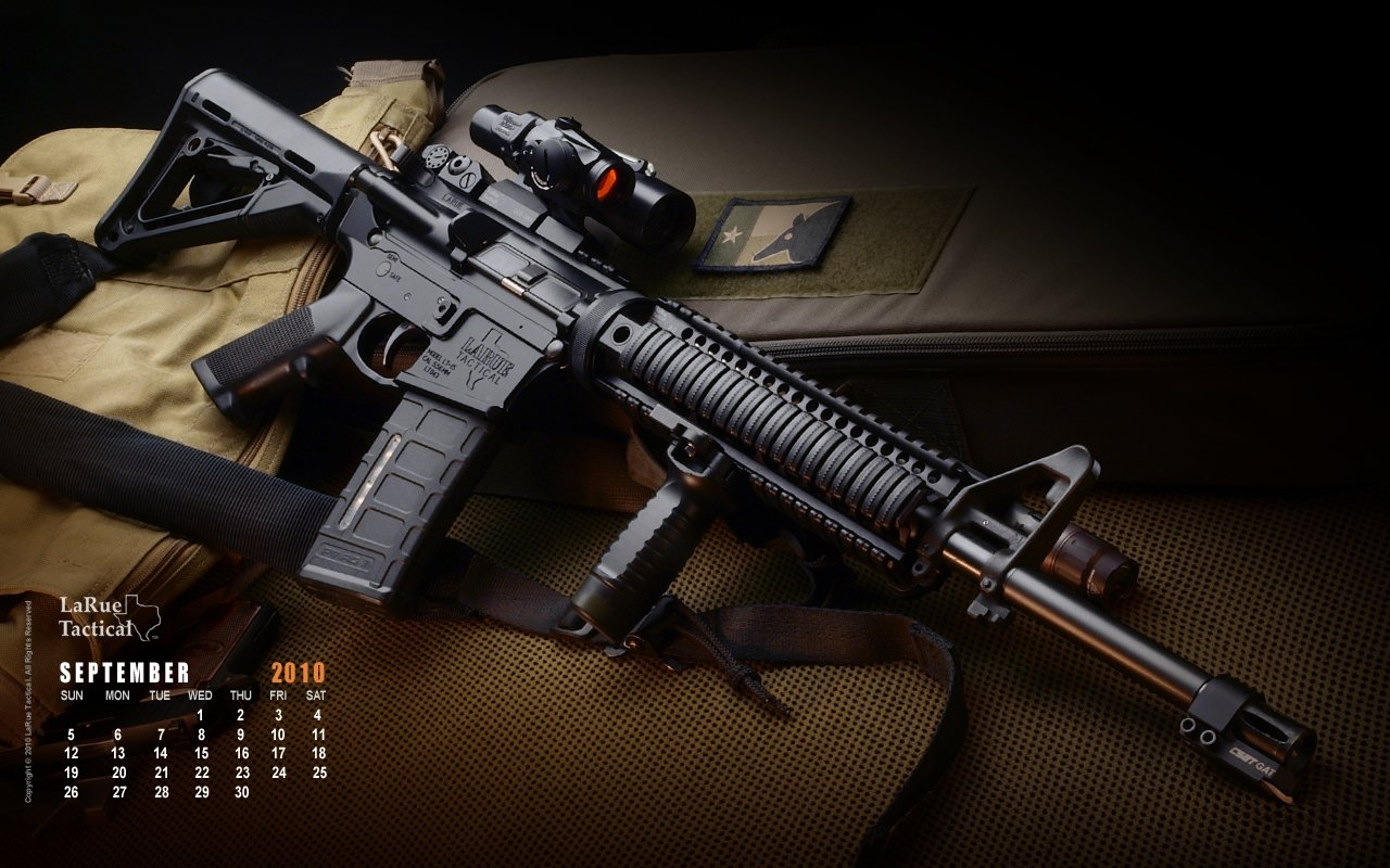Photo Collection M4a1 Assault Rifle Wallpaper