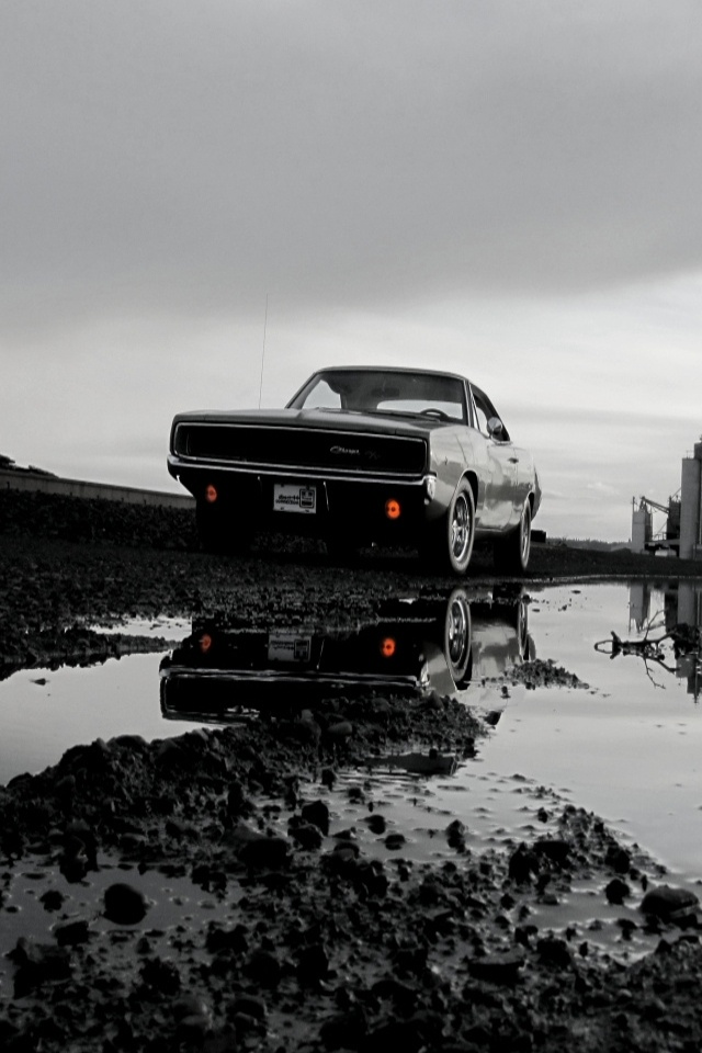 Dodge Charger Iphone Wallpaper Wallpapersafari