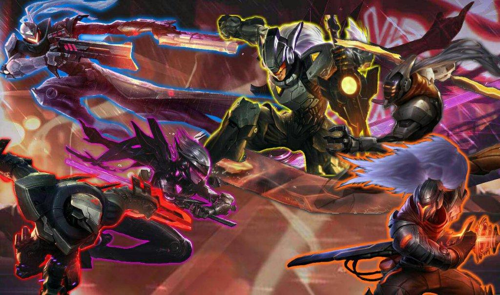 Project Team League Of Legends By Foxfire169 1024x604