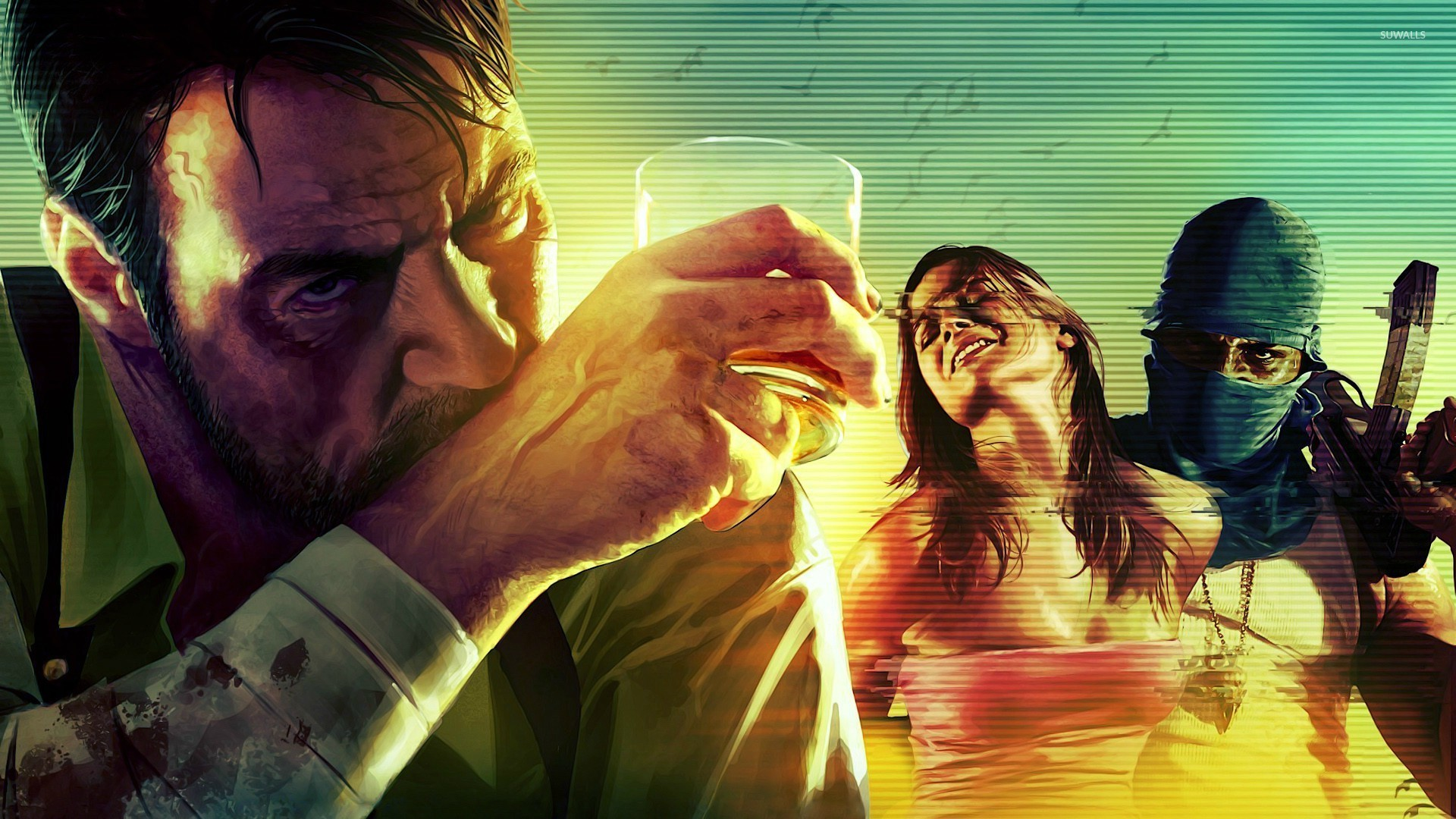 48 Max Payne 3 Wallpaper 1920x1080 On Wallpapersafari