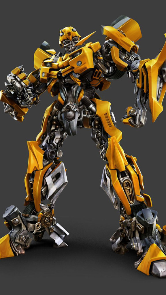 Bumblebee Transformers Wallpaper   iPhone Wallpapers 576x1024