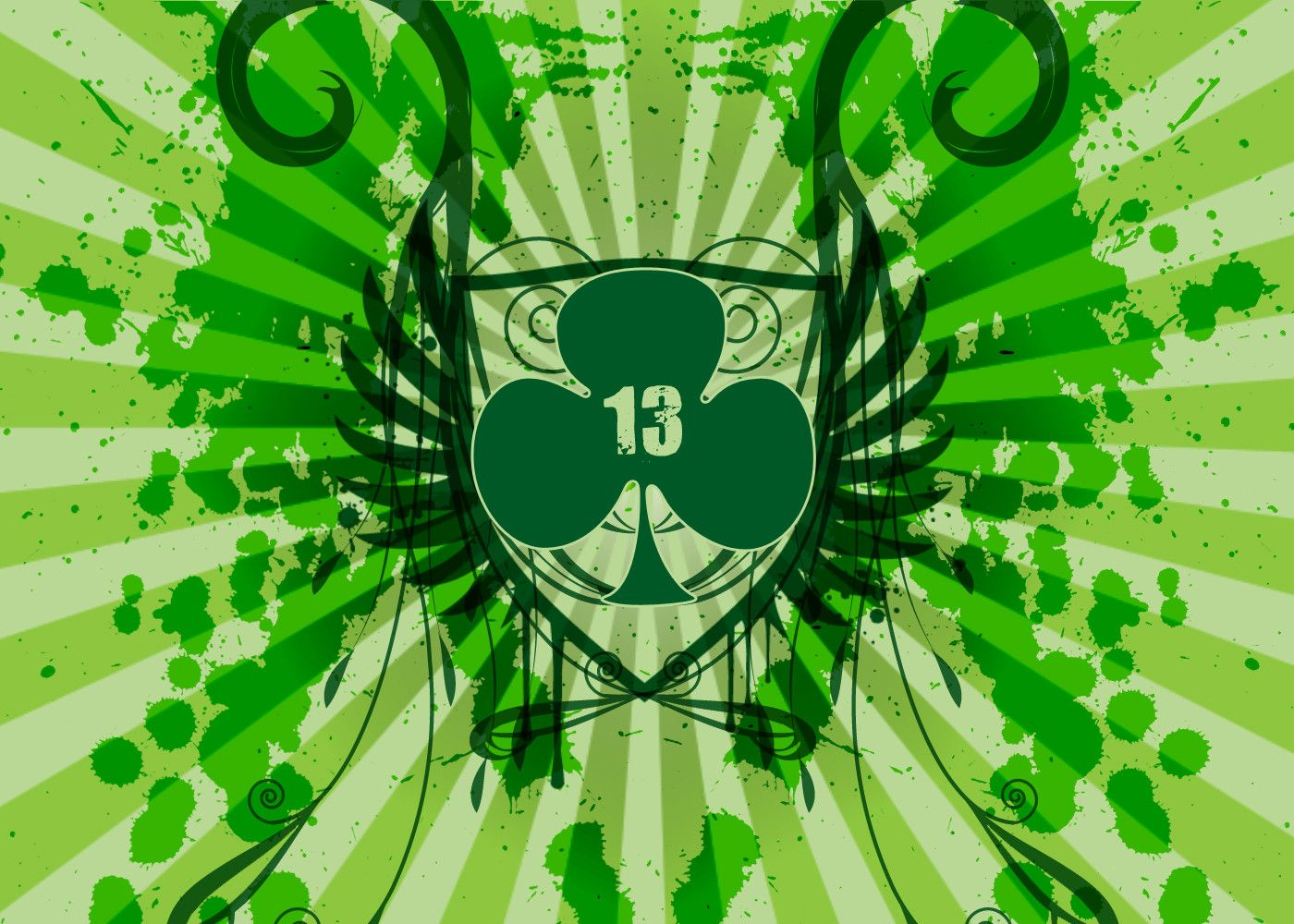 Lucky 13 Wallpapers 1400x1000