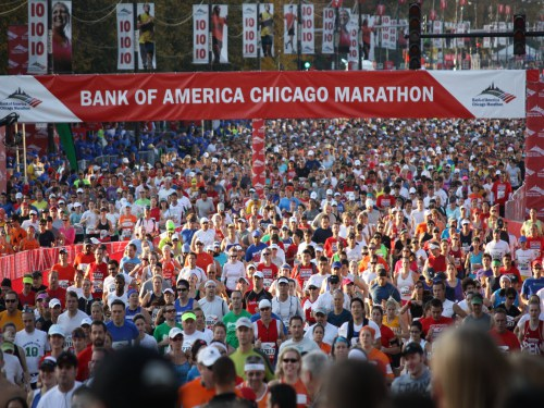 Chicago Marathon 2014 Registration Info ReleasedJanuary Chicago Races 500x375
