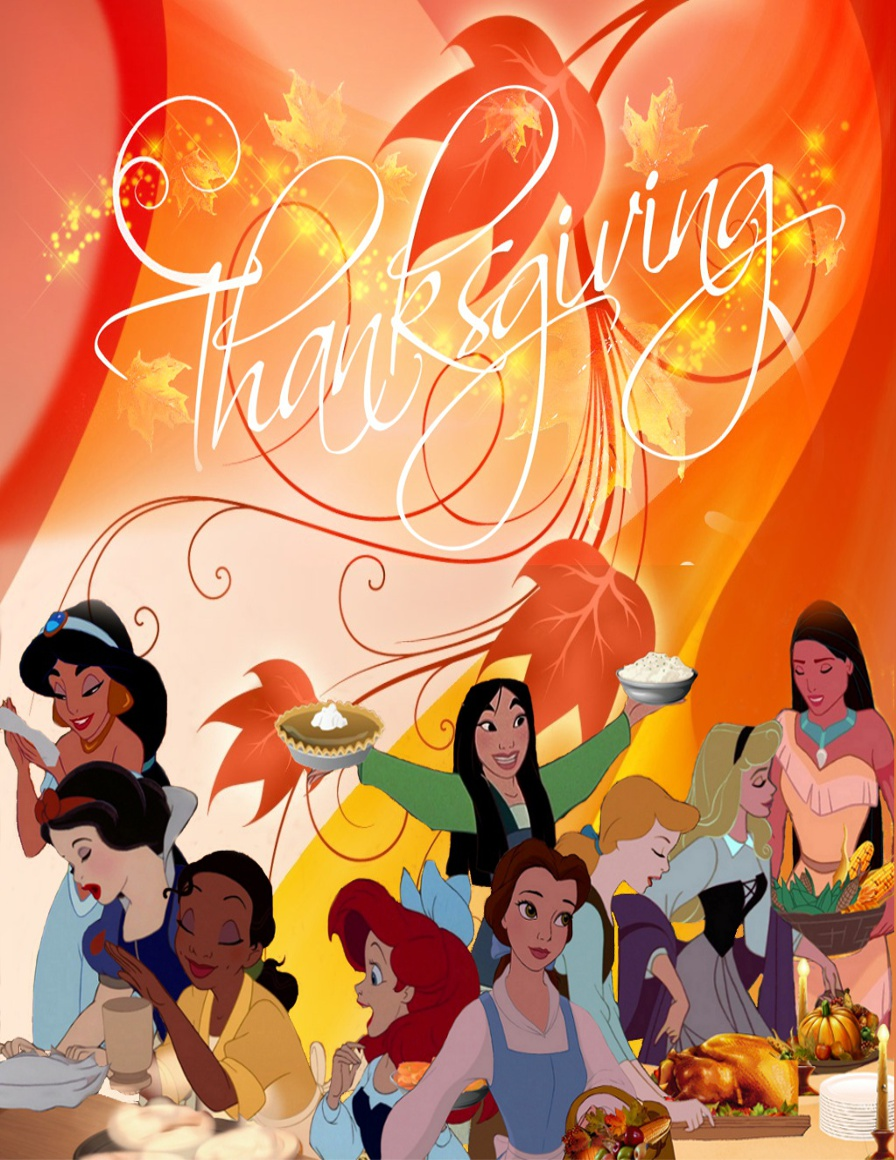 Free download Thanksgiving Disney Princesses Disney ...