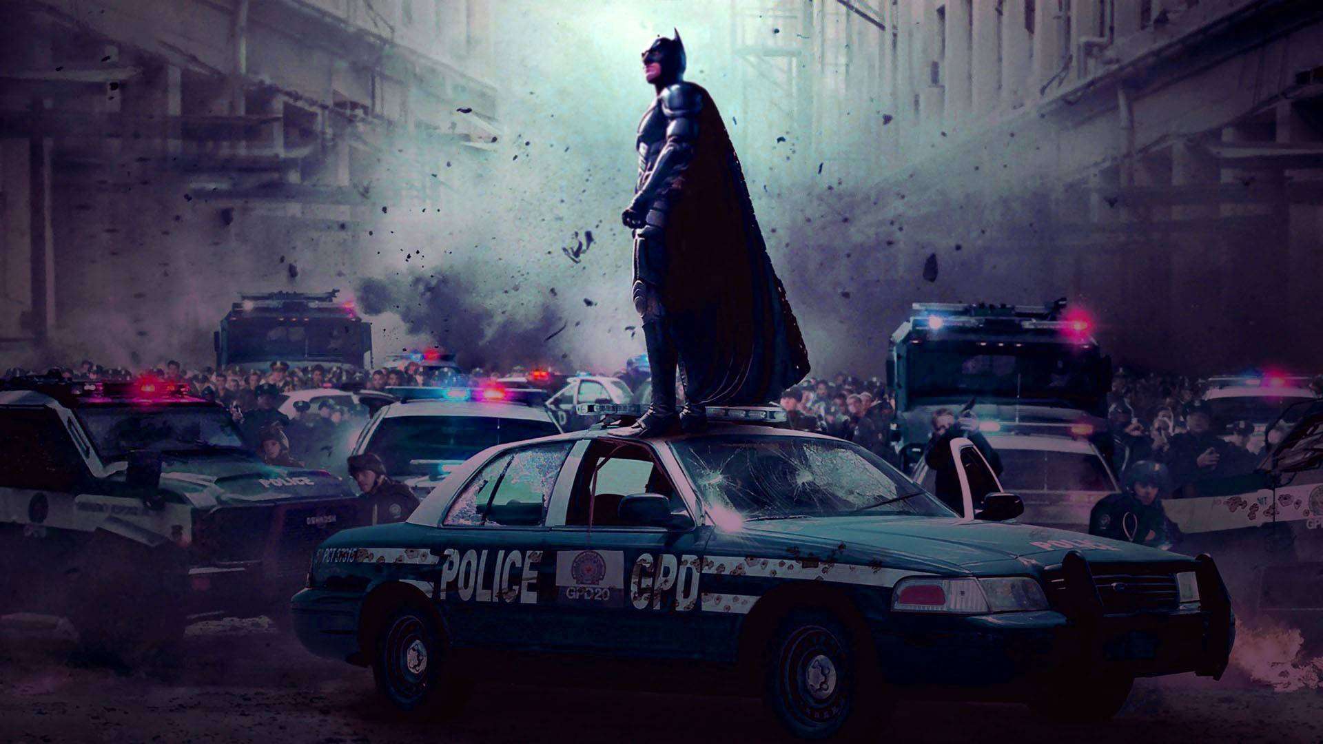 Batman Police 1920×1080 Wallpaper 2280021