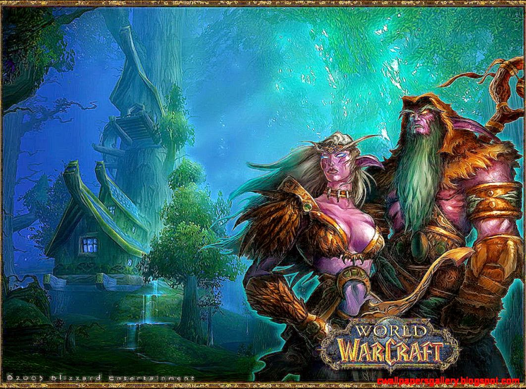 World Of Warcraft Night Elf Picture Wallpaper Wallpapers Gallery 1062x787