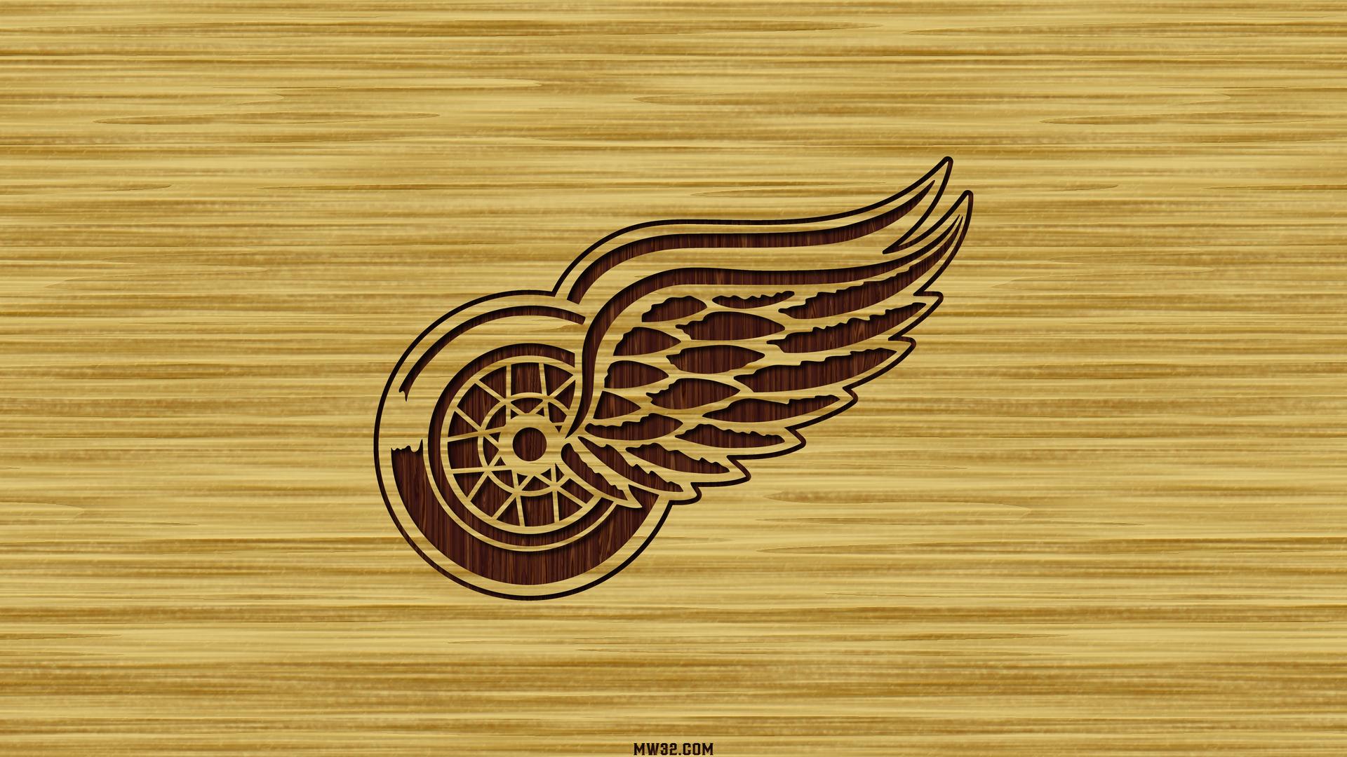 Detroit Red Wings Logo wallpaper   340732 1920x1080