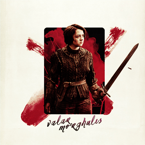 valar morghulis by Super Fan Wallpapers 500x500