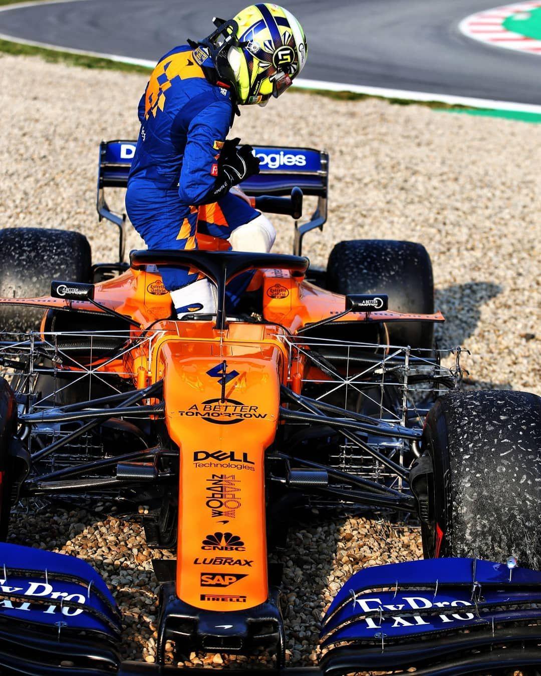 Mclaren Formula 1 2019 Wallpaper 1080x1350