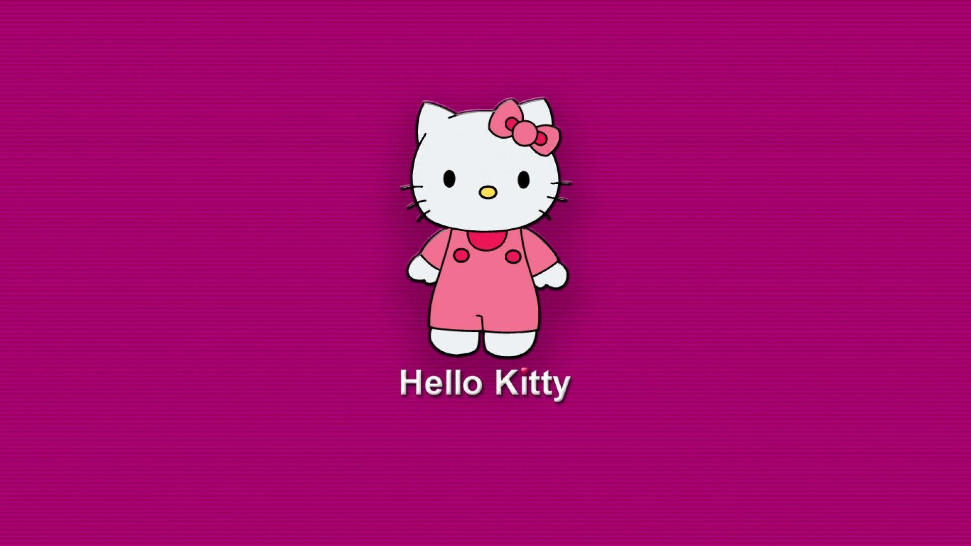 Hello Kitty Wallpapers For Computer 1920x1079