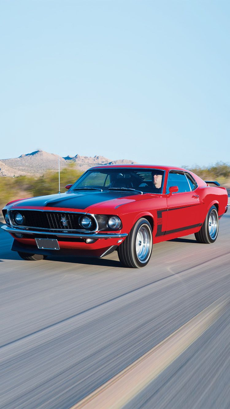 28+ 1969 Shelby Mustang GT500 Fastback Wallpapers on ...