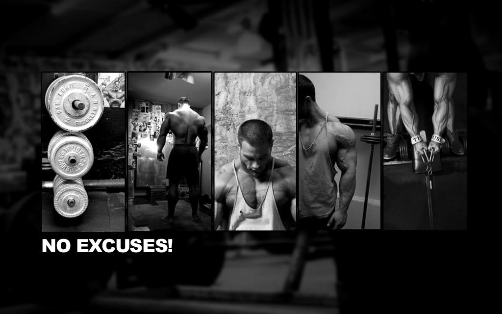 Beast Motivation Bodybuilding Motivation No Excuses 1024x640