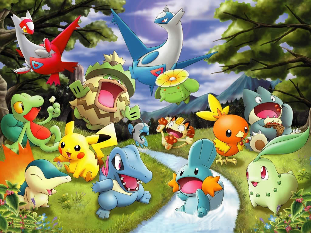 Best Pokemon Wallpapers Wallpapersafari