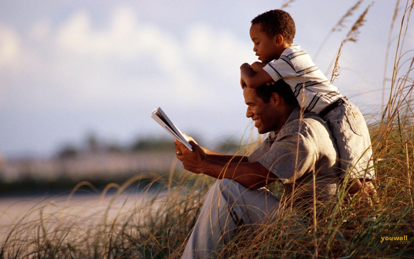 Free Download Father And Son Wallpaper