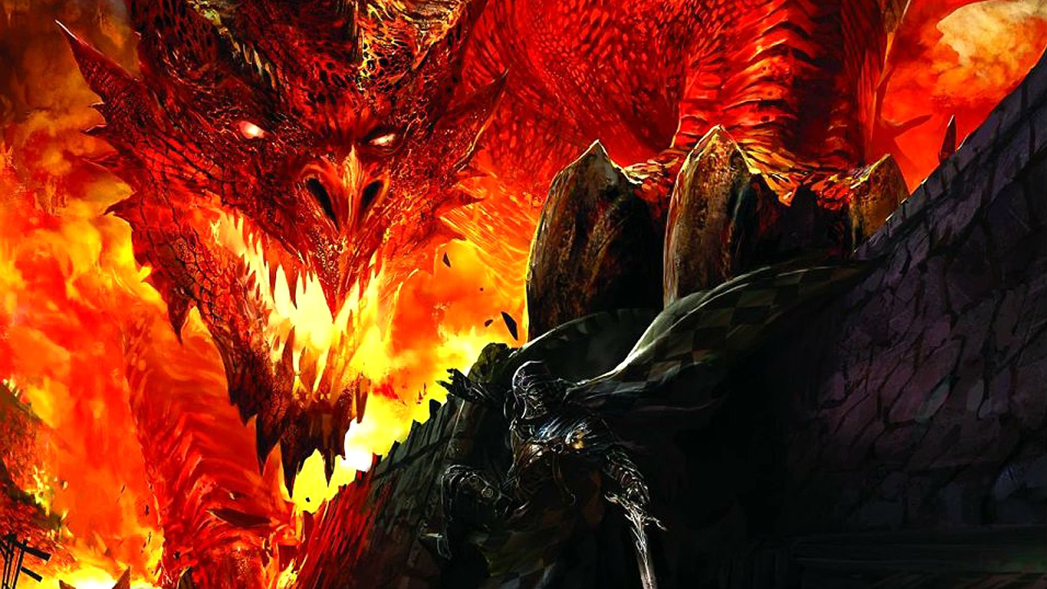Dungeons And Dragons Wallpapers HD 2039x1147