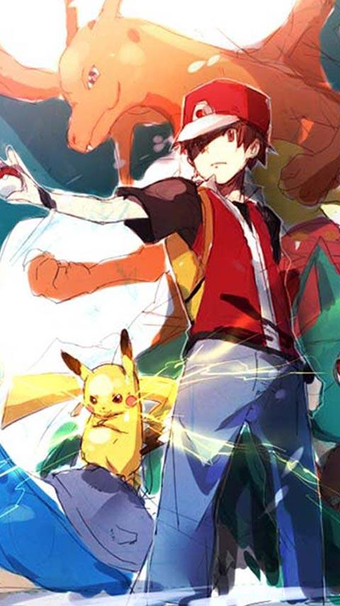 Free Download Pokemon Anime Wallpapers Hd Android Apps Games On Brothersoftcom 480x854 For Your Desktop Mobile Tablet Explore 50 Pokemon Wallpaper Apps Cool Pokemon Wallpapers Pokemon Pokeball Wallpaper Pokemon Iphone Wallpaper