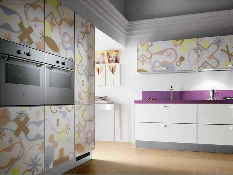 KitchenHow To Apply Wallpaper For Kitchen How to Apply Wallpaper for 800x600