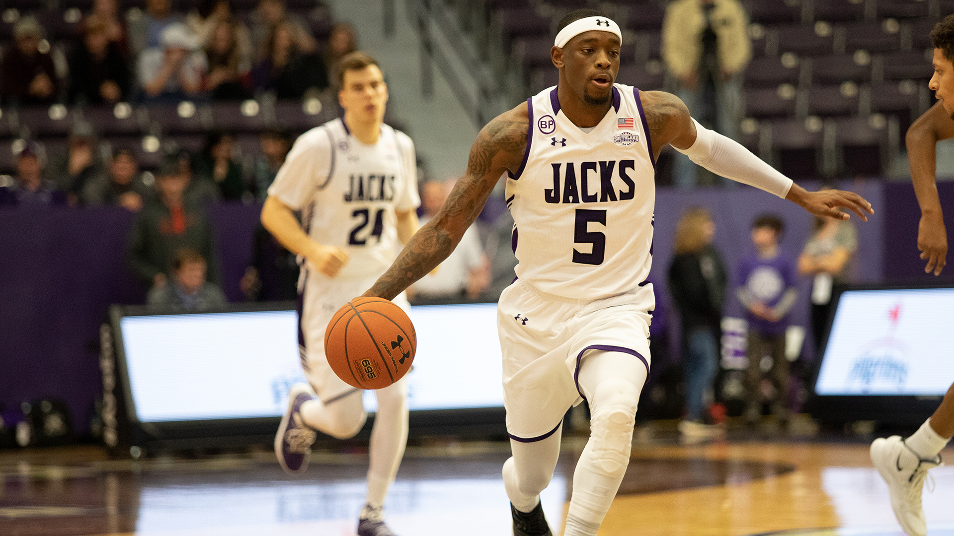 Jacks Hope to Continue Southland Winning Streak Wednesday against 1920x1080
