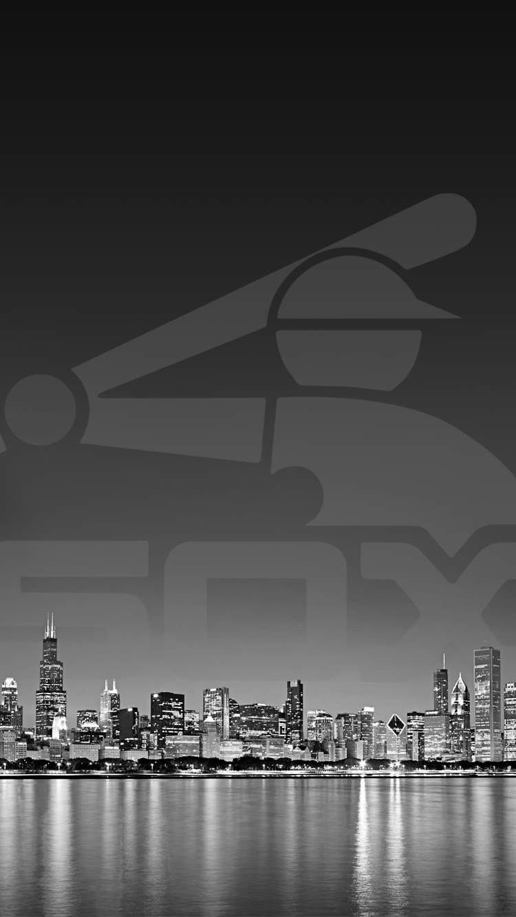 Chicago White Sox iPhone Wallpapers   Top Chicago White Sox 750x1334