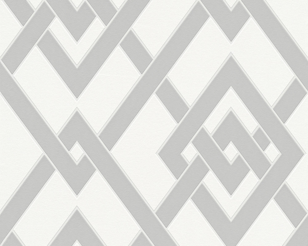Gray And White Chevron Wallpaper Wallpapersafari