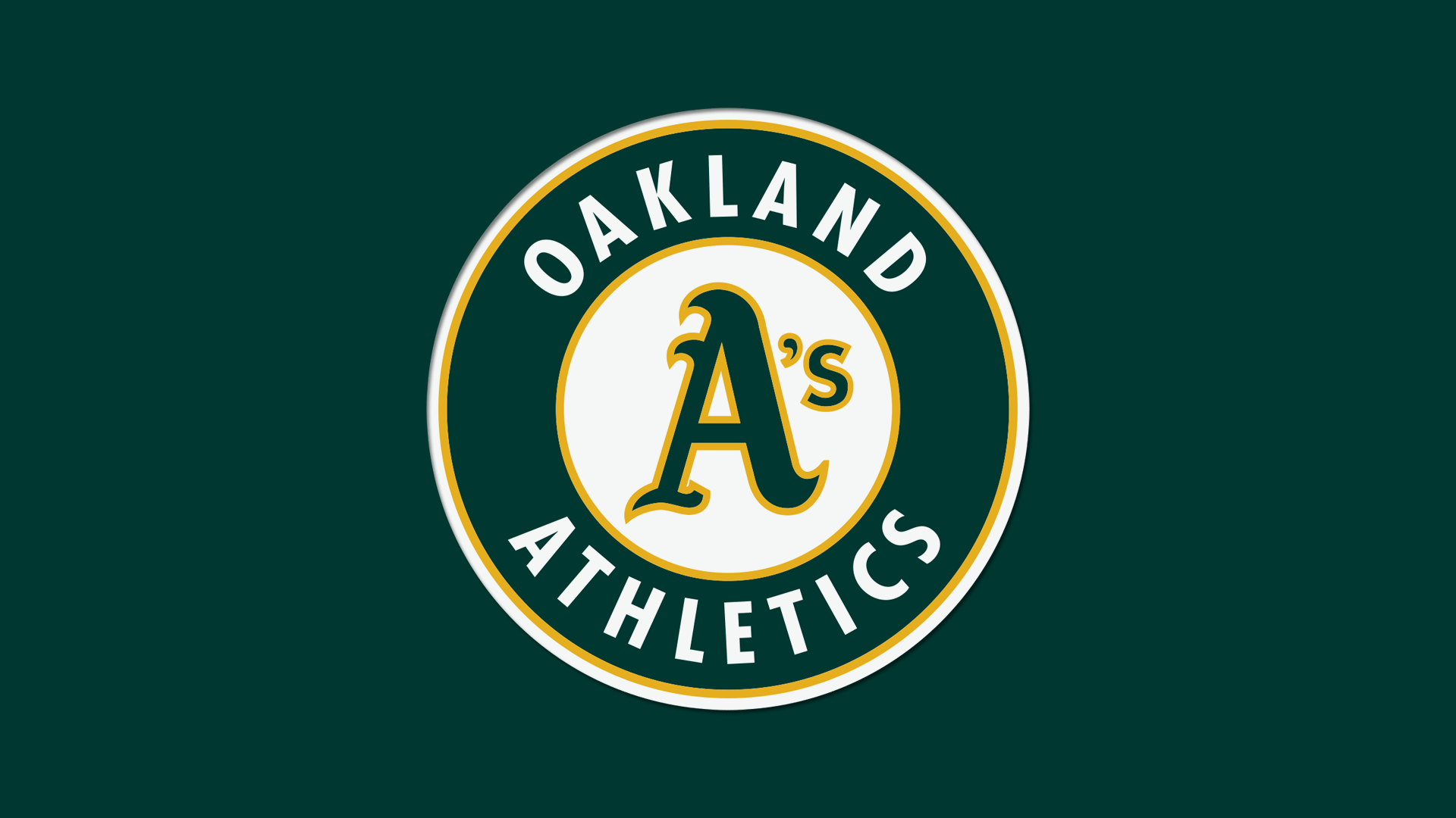 Oakland Athletics Dekstop Wallpaper   HD Wallpapers 1920x1080