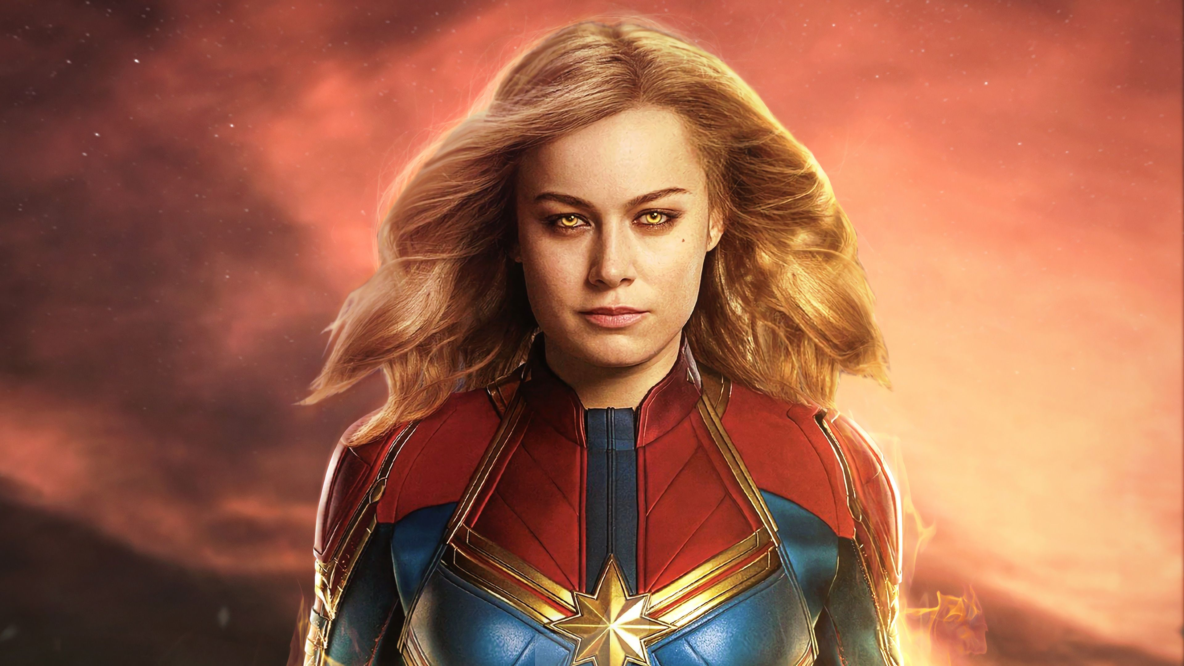 20 Captain Marvel 2019 Movie Wallpapers On Wallpapersafari