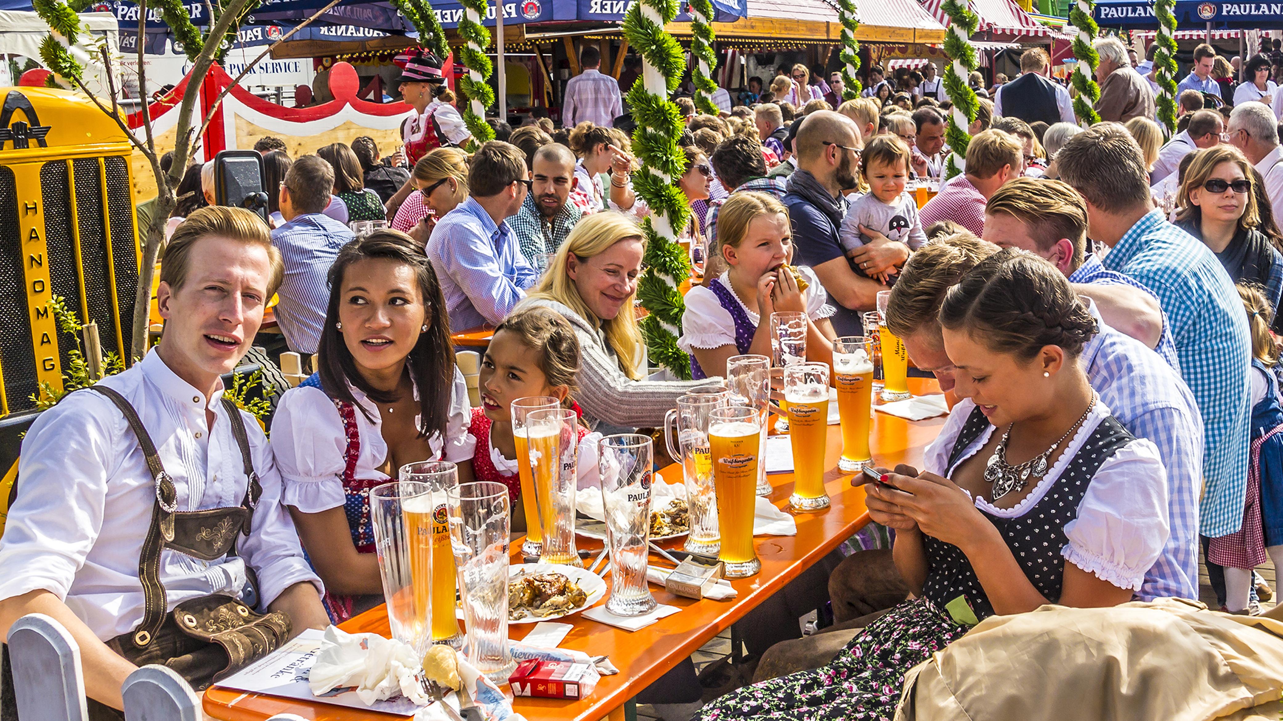 Germany OktoberFest HD Wallpapers 2017 4166x2343