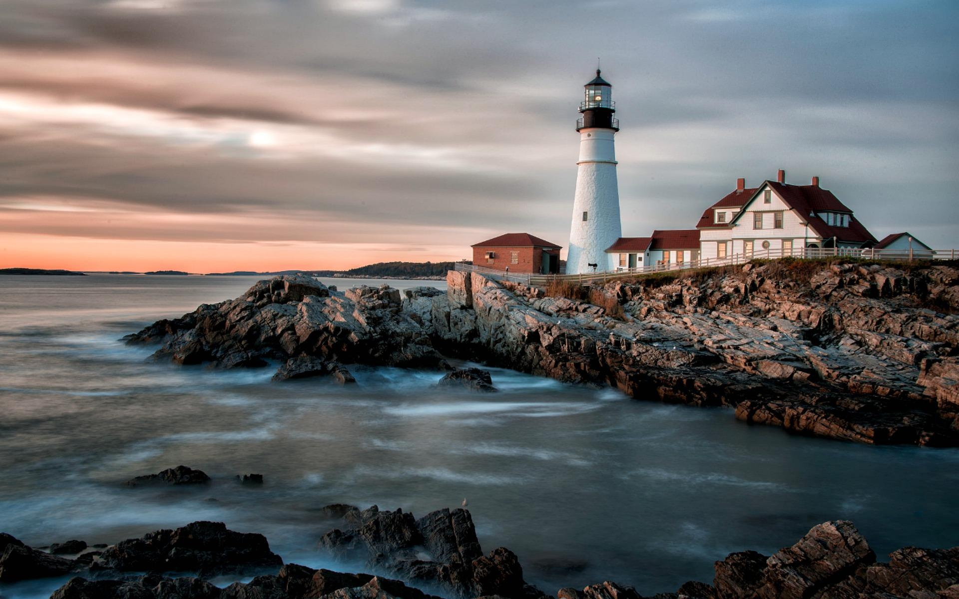 Free Download Lighthouse Wallpaper 1920x1200 For Your Desktop Images, Photos, Reviews
